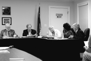 The James Island PSD Commission continues to haggle over its 2013-14 working budget