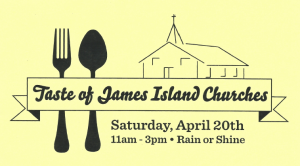 Taste of JI Churches Logo