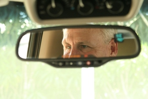 Jim Armstrong Rear View Mirror